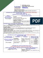 Criterios de rechazo de API 650, Asme Viii Div 1 2010 Rt Pt Mt Vt Separadores Uw33 35 36 37