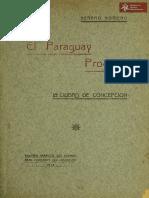 El Paraguay Progresa, la ciudad de Concepción, Asunción año 1913