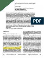 Acoustic and Perceptual Correlates of the Non-nasal-nasal