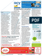 Pharmacy Daily for Mon 04 Jul 2016 - Health destination sensation, SHPA names gm advocacy, The Mayne game, Chlorofluor recall and much more