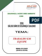 033 AGOSTO - TRABALHO EM EQUIPE.ppt