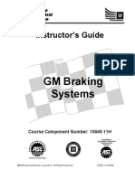 15045.11 GM Braking Systems