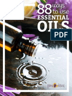 88 Ways to Use Essential Oils Mama Natural