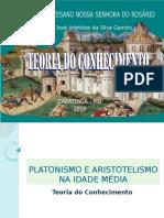 Platonismo e Aristotelismo Na Idade Média