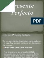 Presente Perfecto1.ppt