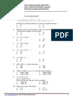 Soal UAS Matematika Kelas 5 Semester 1.pdf