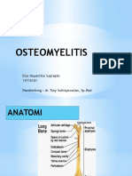 Ppt Osteomyelitis Eisa