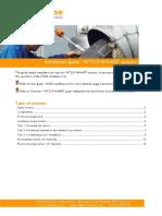 Installation Guide - WT210 WiHART Sensor r1