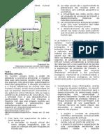 Questões Recuperação Prof Flávio Martins