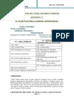 Comparacion Plan Contable Empresarial