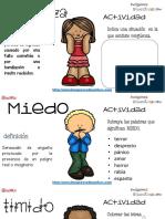 Emocionario de Imagenes Educativas II