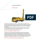 Complete Guide on New Borewell Drilling AtoZ