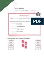guía de lenguaje 2°