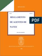 Reglamento de Agentes de Naves