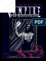 Art of Vampire the Masquerade