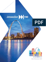Downtown STL, Inc. Annual Report - 2016