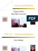 CIS541_04_RootFinding.ppt