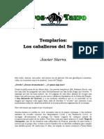 Sierra, Javier - Templarios, Los Caballeros Del Secreto.doc
