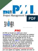 03.- Perfil Bajo Enfoque Pmi 2016
