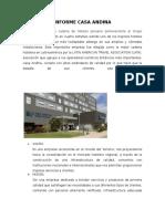 Informe Casa Andina