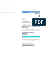 Boletín Financiero SFPS Al 31 de Diciembre 2015