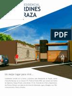 Presentación Jardines de Barraza [Kmme Constructores]