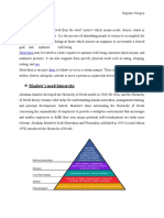Motivation Notes (Organizational Behavior)