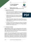PRMGT Assignment Q 22Jan2014