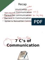 3. 7 C's of Communication