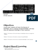 noteflight course