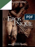 López-Pedraza, Rafael. De Eros y Psique pdf
