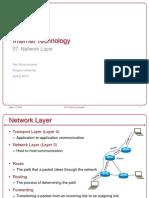 07 Network Layer Slides