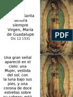 Ntra S de Guadalupe Dic 2015