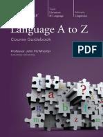 McWhorter, John - Language A to Z Guidebook.pdf