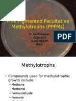 PPFM Presentation Karthikeyan