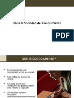 04-Hacia La Sociedad Del Conocimiento