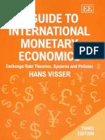 A Guide to International Monetary