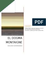 El Dogma Montaigne