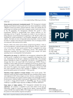 Equity Research Note