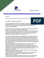 Newsletter 37 JUillet 2016 NDLS