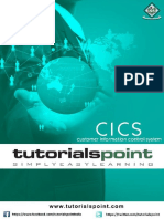 Cics Tutorial