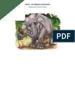 Texto - Os Cegos e o Elefante