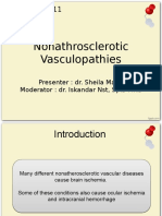 Slide Chapt 11-Nonatherosclerotic Vaculopathies