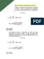 4.-Factor de Recuperacion Del Capital