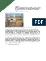 Chuyên Cung Cấp Bàn Ghế Văn Phòng Giá Rẻ Nhất Hà Nội