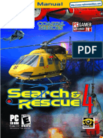 Search and Rescue 4 - Manual - PC