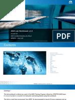 AWS Lab Workbook v1.0