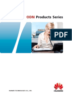 Huawei ODN Products Series Brochure