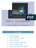 Phan 2 - Tao Linh Kien