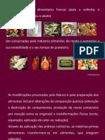 Culinária e Saúde